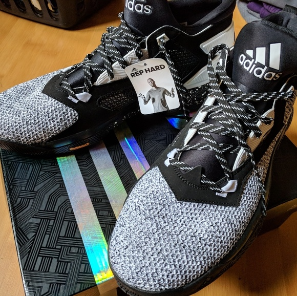 big sale c7a94 9b9b3 Adidas Damian Lillard 2 size 12